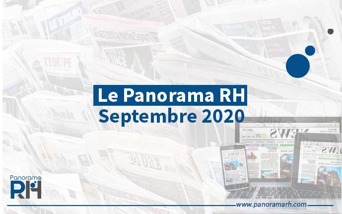 Les 7 clés de l'actualité RH du mois de Septembre 2020