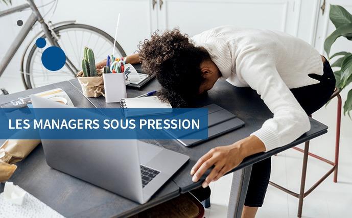 Les managers sous pression