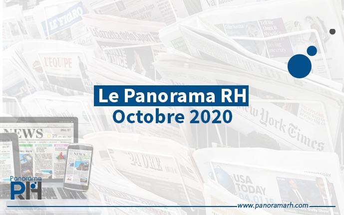 Les 7 clés de l'actualité RH du mois d'octobre 2020
