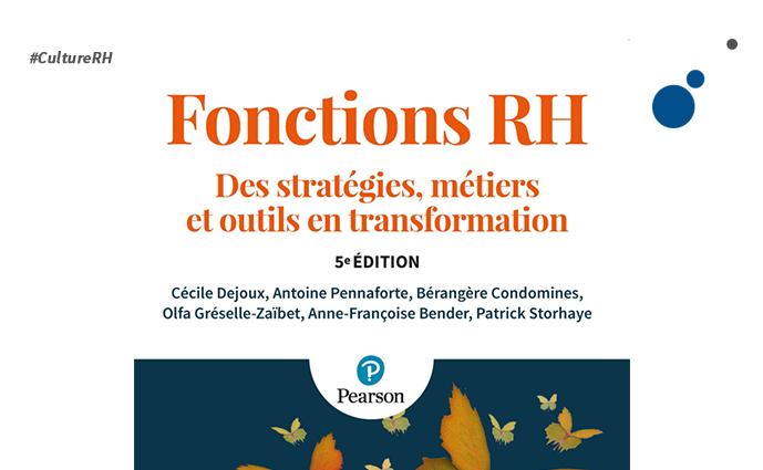 Fonctions RH : des stratégies, métiers et outils en transformation