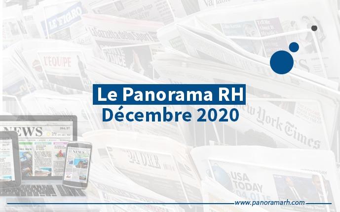 Les clés de l'actualité RH du mois de Décembre 2020