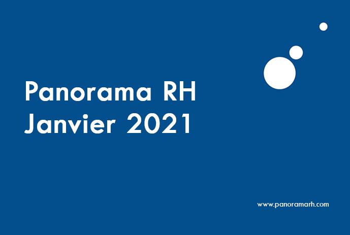 Les clés de l'actualité RH du mois de Janvier 2021